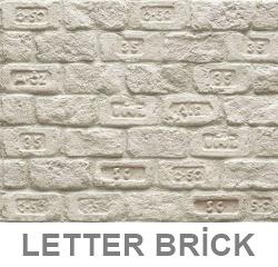 Letter-Brick-211-Beyaz